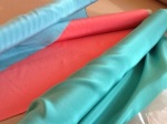 Silk crepe de chine fabric summer