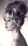 Brigette Bardot - Hair inspiration