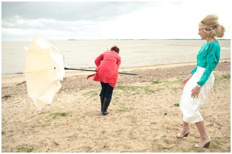 Kerry fighting umbrella 2
