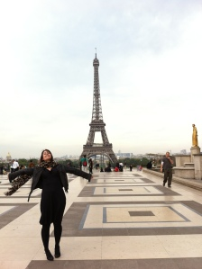Eiffel stretch arms