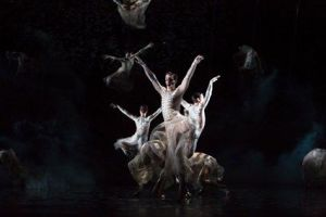 Givenchy creative director Riccardo Tisci designed ballet costumes 2013