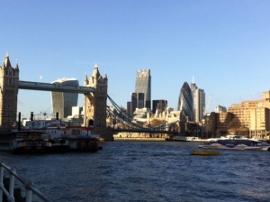 City, London, Tower Bridge