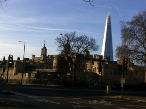 The Shard, London, visit
