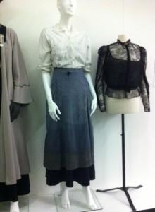 Suffragette, fashion, design, London