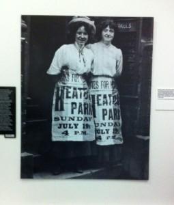 Photo, suffragettes, fashion