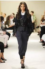 Outfit 3. from Sonia Rykiel Spring Summer 2015 collection