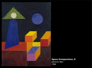 space composition II